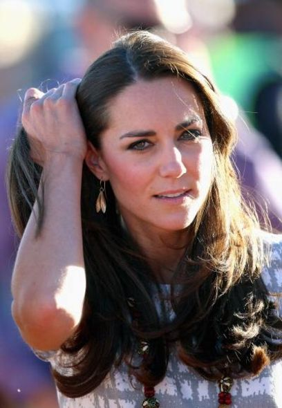 Funny Faces ! 1 號笑容以外的 Kate Middleton
