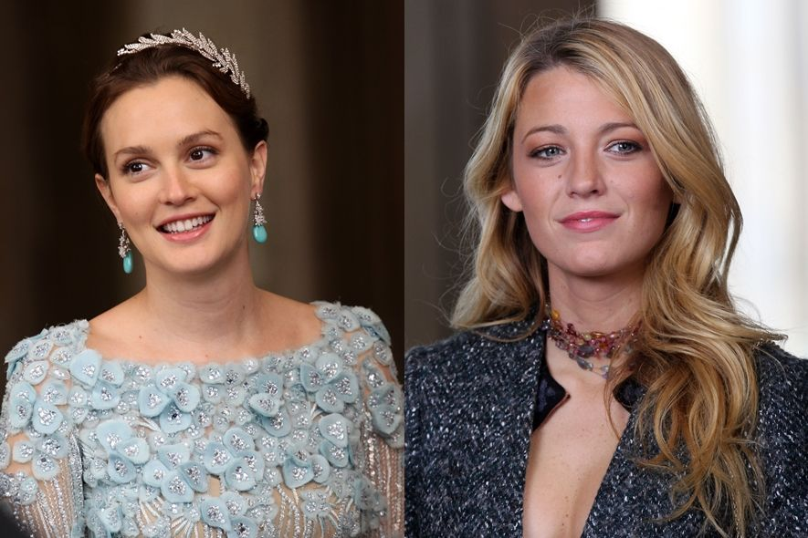 Celebrity Feature , Blake Lively , Leighton Meester
