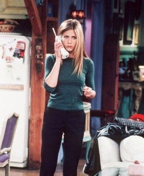Jennifer Aniston, Lisa Kudrow, Friends, Drama