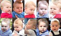 Cute 到爆!喬治王子可愛寫真集