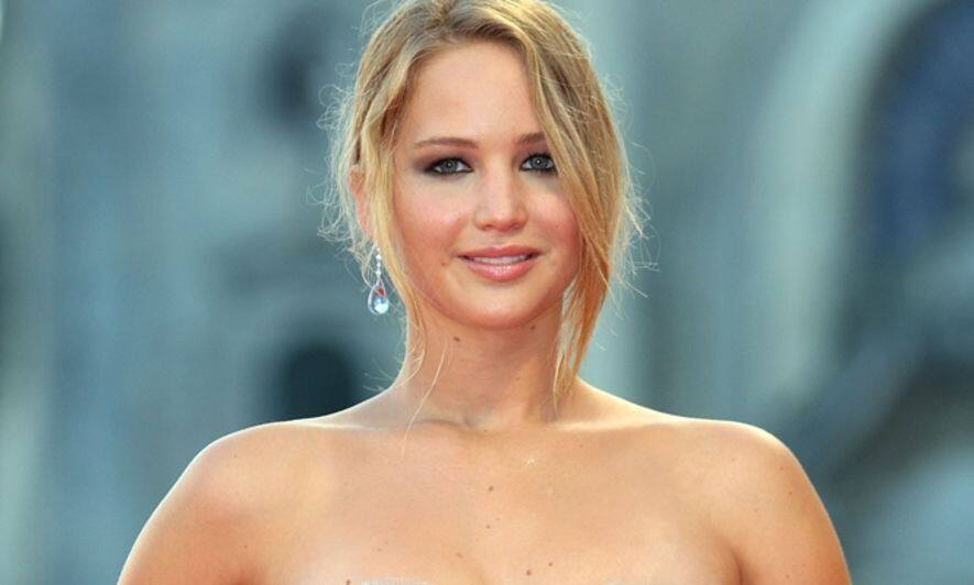 最具性感魅力幽默感 : Jennifer Lawrence