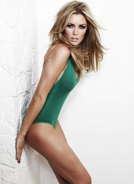 太太:Abbey Clancy / 球星丈夫:高治(英格蘭)