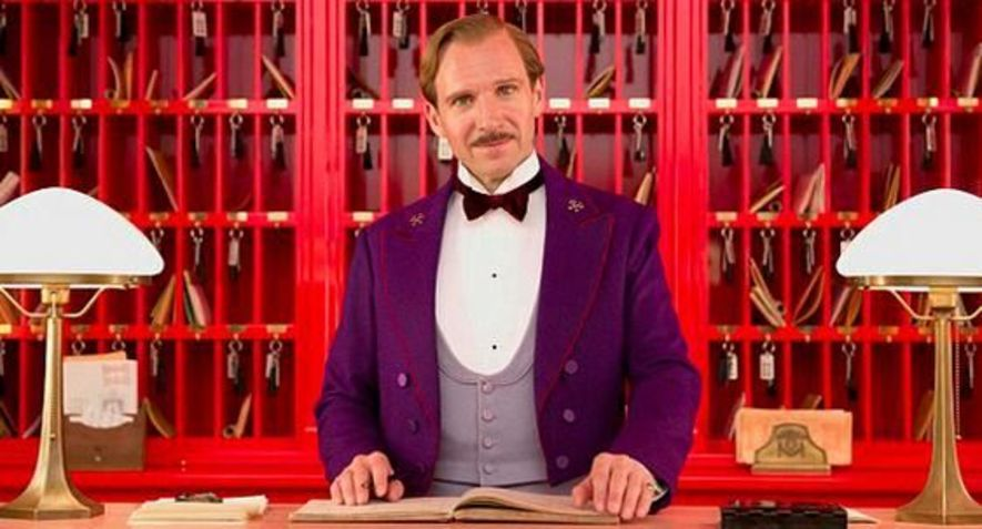 《布達佩斯大酒店》The Grand Budapest Hotel