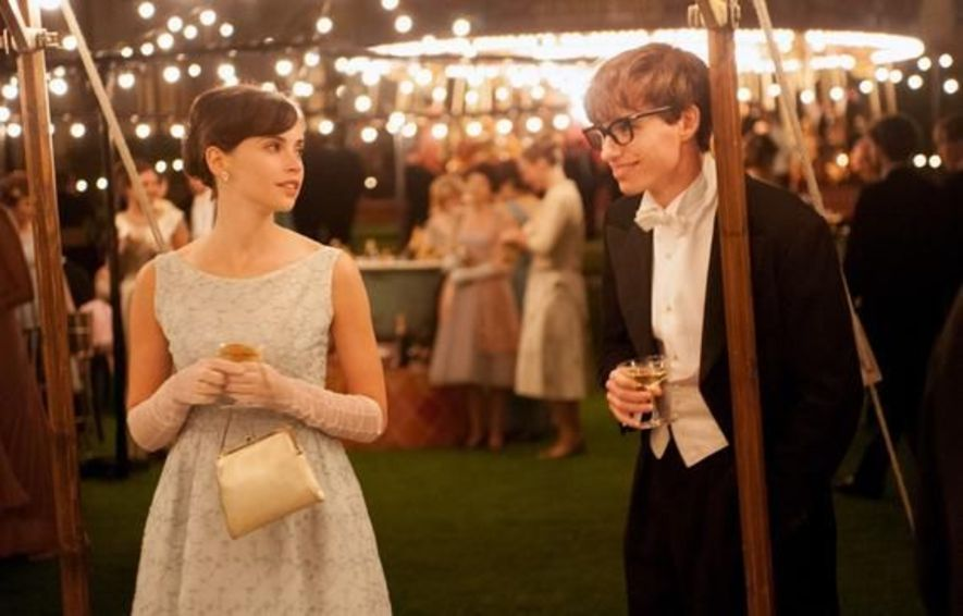 《霍金:愛的方程式》The Theory of Everything