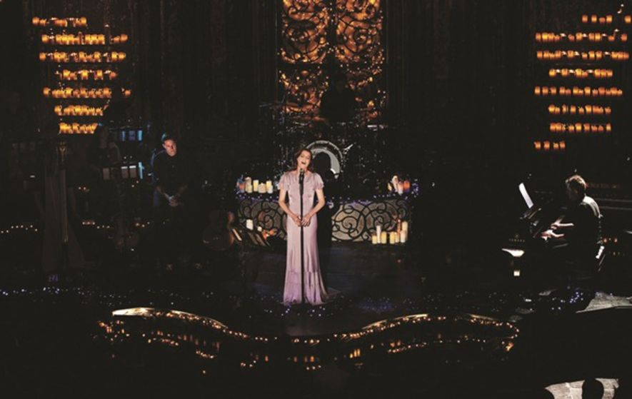 潮人必捧  Music: 《MTV Unplugged》 Florence + the Machine