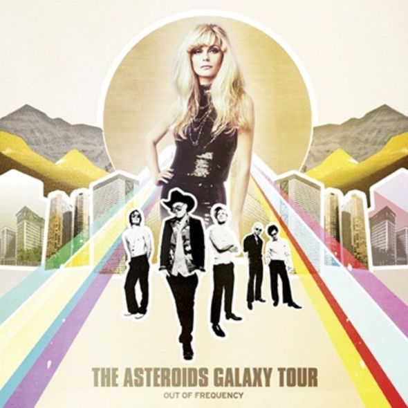 《Out of Frequency》The Asteroids Galaxy Tour
