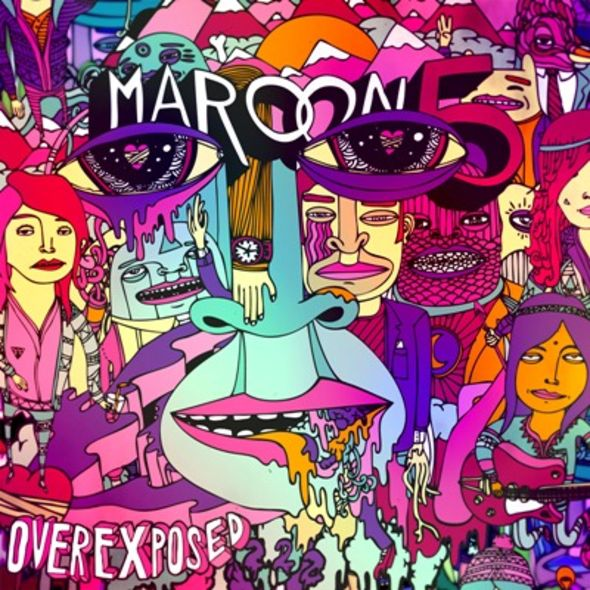 熱爆美國組合Maroon 5 Music:《Overexposed》
