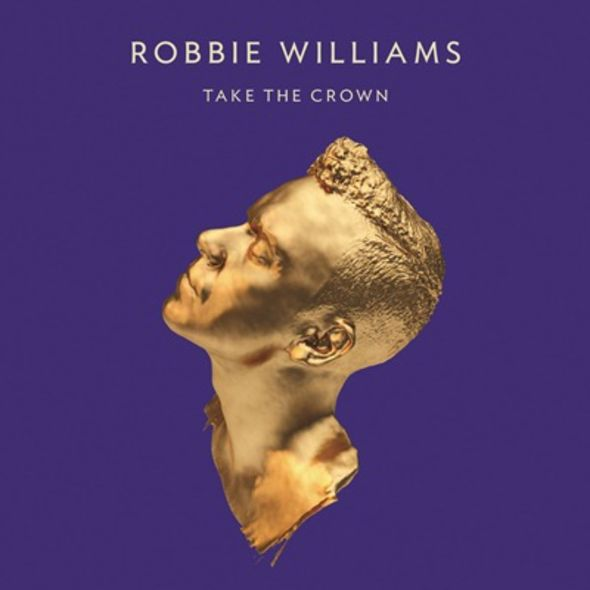 唱出脆弱和勇敢!最新音樂:Robbie Williams《Take the Crown》