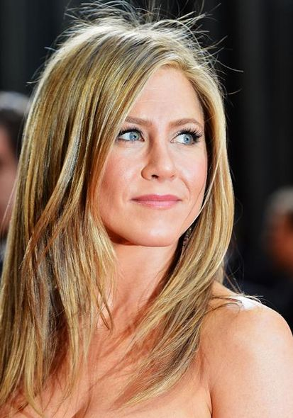 第4位:《Friends》女主角Jennifer Aniston