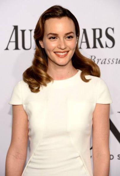 Leighton Meester 亦有捐出衣物以作支持