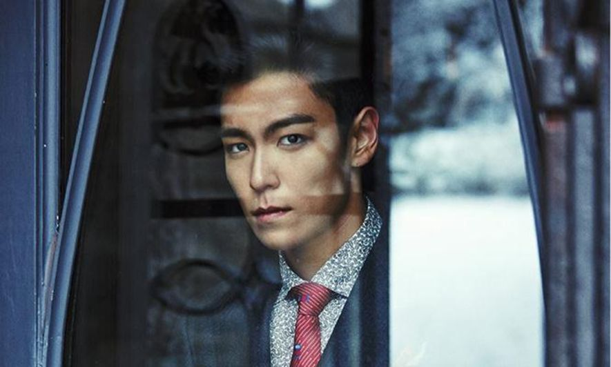Sold out ! BIGBANG T.O.P 寫真集瞬間售罄