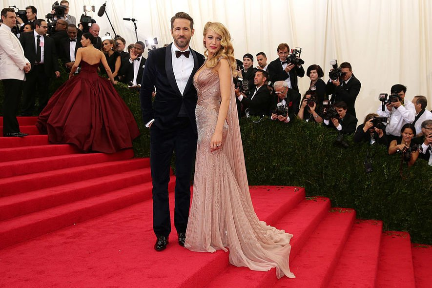 Blake Lively, Ryan Reynolds, baby