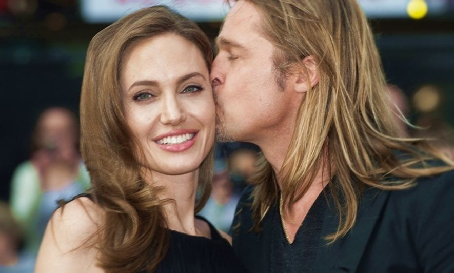 Brad Pitt, Angelina Jolie, World War Z