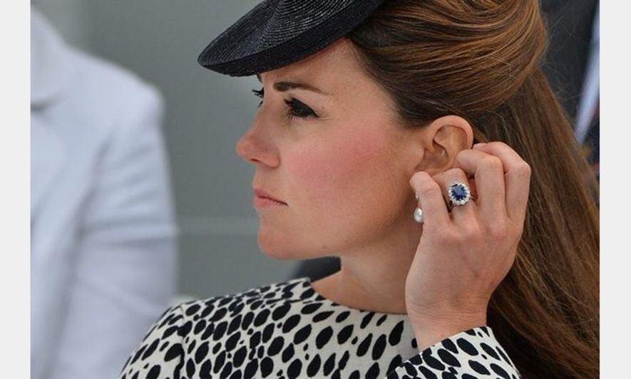 Kate Middleton final public appearance