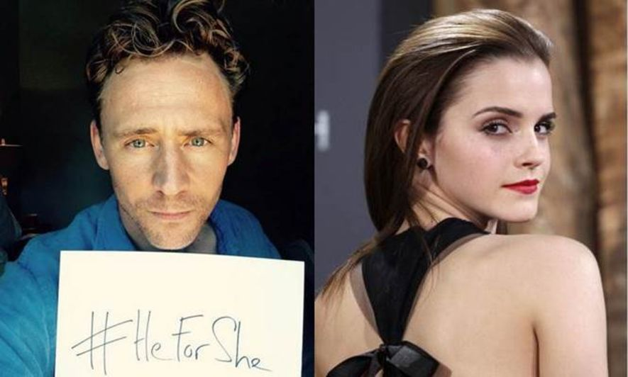 Emma Watson, Tom Hiddleston