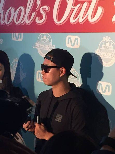 Gary, 姜熙建, Channel M, ktrend, School's Out