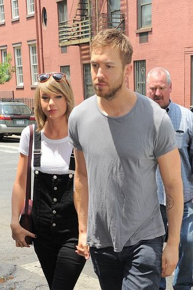 Gigi Hadid, Calvin Harris, Taylor Swift, MV