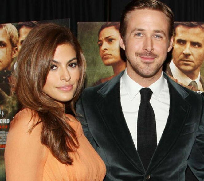 Ryan Gosling, Eva Mendes, Wedding