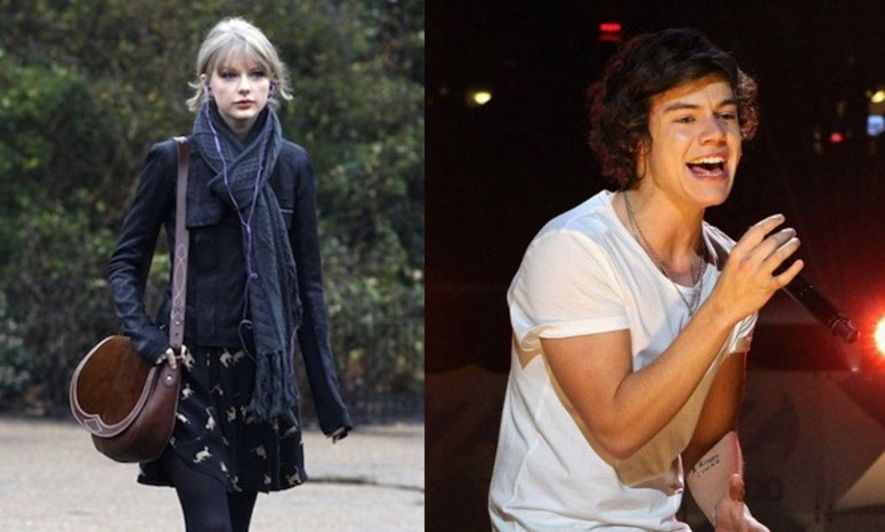 Harry Styles 宣言:Taylor Swift是我的最愛!
