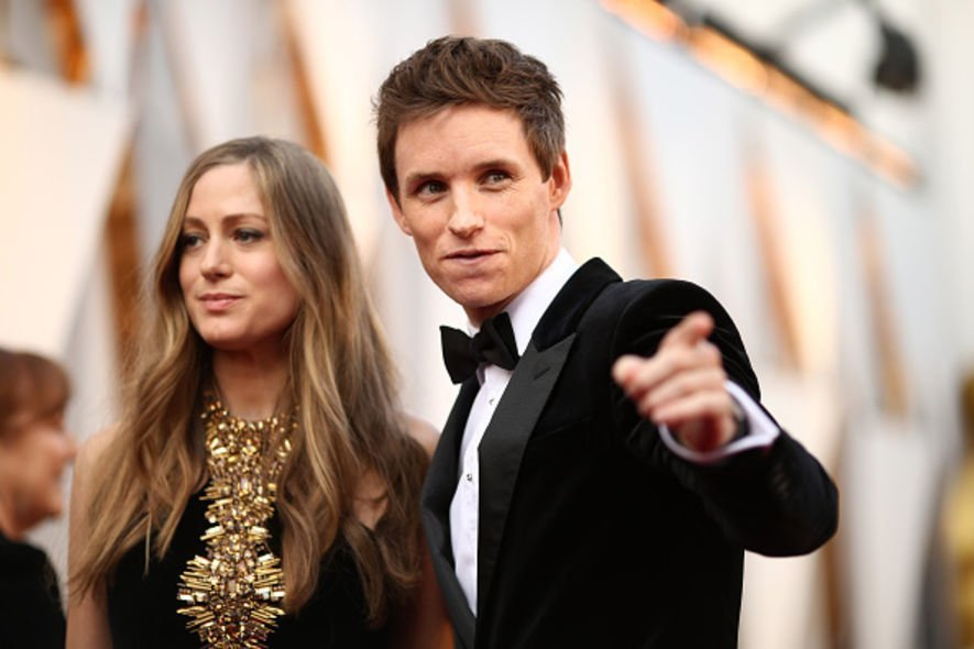 Eddie Redmayne, 老婆, 奧斯卡, Oscar, The Danish Girl