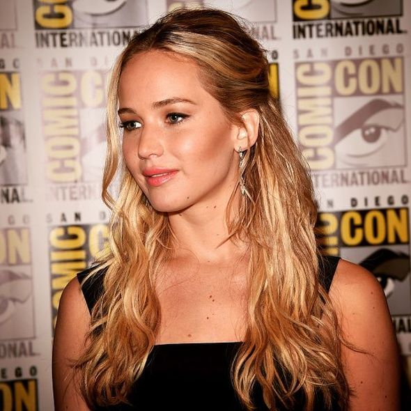 Jennifer Lawrence, 減肥, hunger games