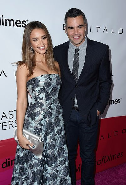 Cash Warren, Jessica Alba, 荷里活