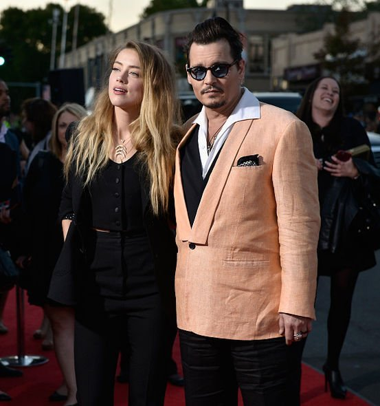 Amber Heard, Johnny Depp, TV, Overhau