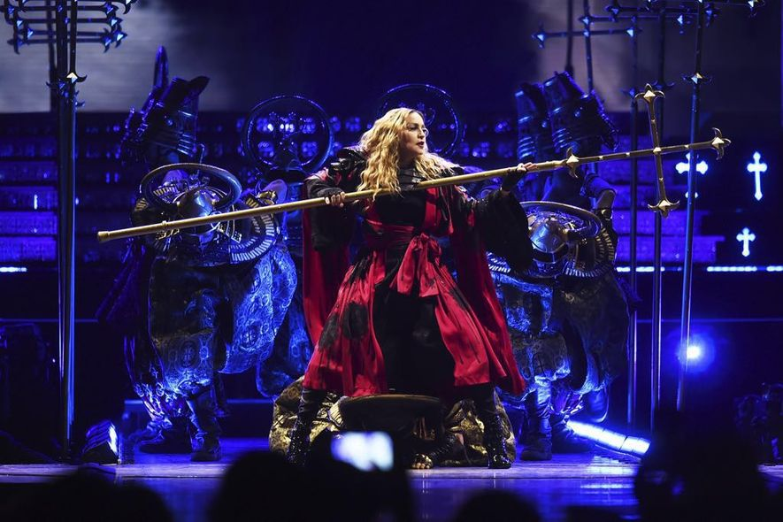 Madonna, Rebel Hearts, Tour, Hong Kong, 香港, 演唱會