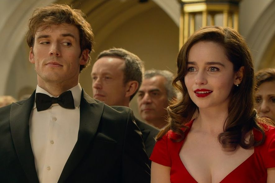 Emilia Clarke, Sam Claflin, Me Before You, 電影