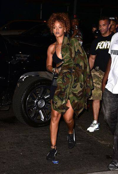 Rihanna, Travis Scott, 緋聞, 時裝周, SS16