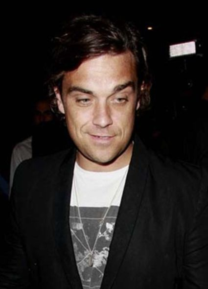 robbie williams, celebrity news