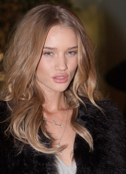 Rosie Huntington-Whiteley怕新戲上映?