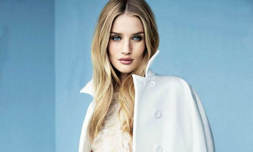 Rosie Huntington-Whiteley,Miu Miu,模特兒,減肥