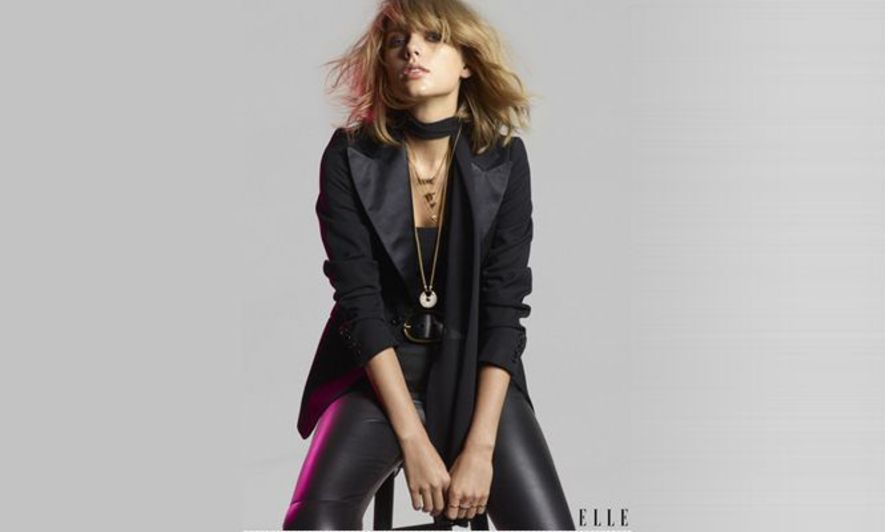 Taylor Swift, ELLE, 戀愛