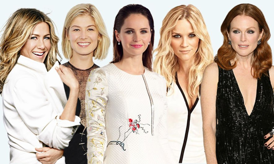 金球獎,提名名單,得獎名單,Jennifer Aniston ,Reese Witherspoon,Rosamund Pike ,Julianne Moore