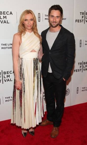 Toni Collette and Ryan Eggold