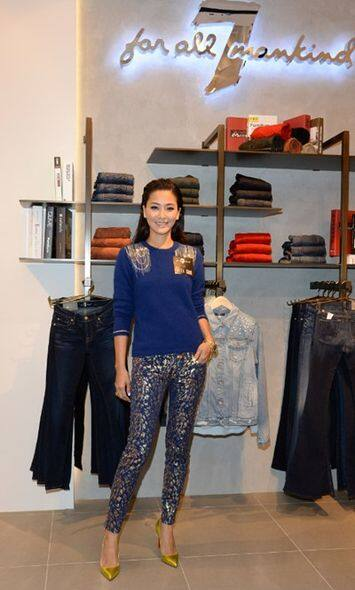 7 For All Mankind K11新店開幕酒會