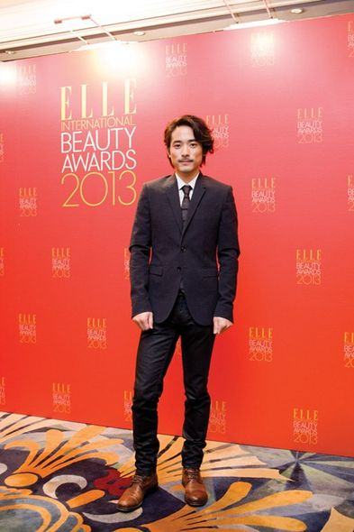 ELLE International Beauty Awards 2013頒獎典禮