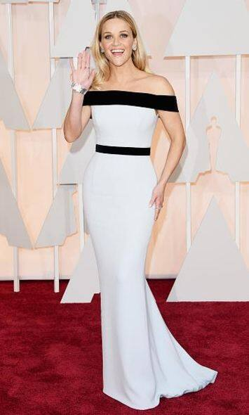 Reese Witherspoon in Tom Ford & Tiffany & Co