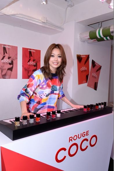ROUGE COCO ON TOUR, 容祖兒, 張敬軒