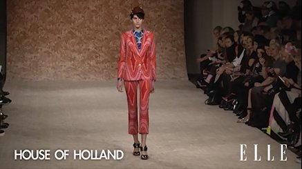 House of Holland 201314 FW