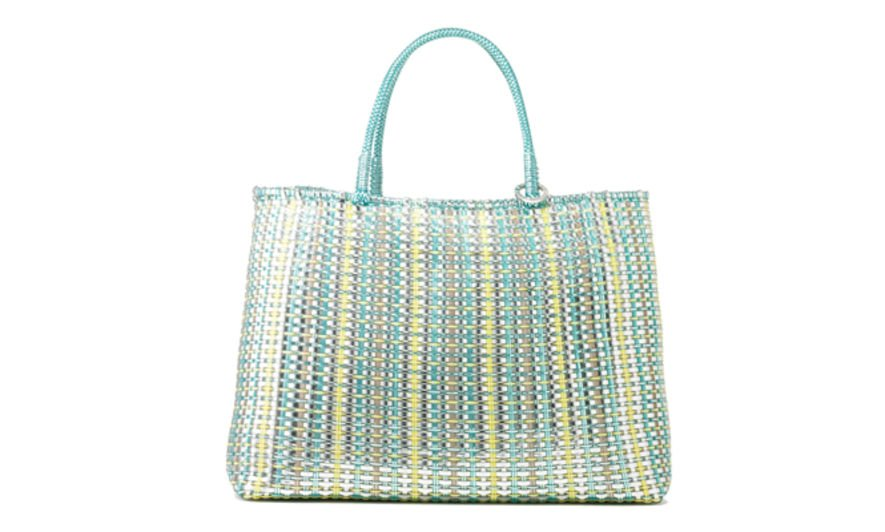 Anteprima, wirebag, metallic, summer bag