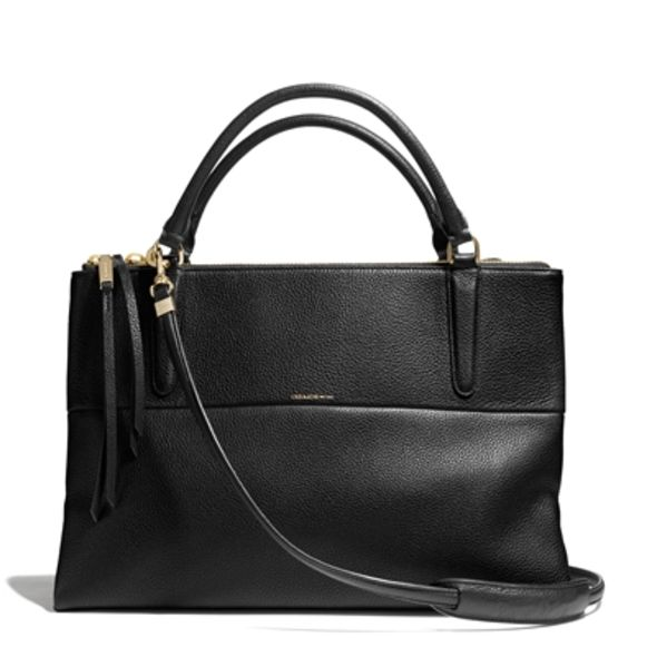 Pebbled Borough in Black (Medium Size) $5,750