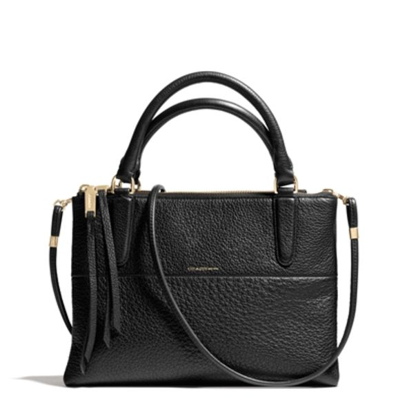 Pebbled Borough in Black (Mini Size) $4,500