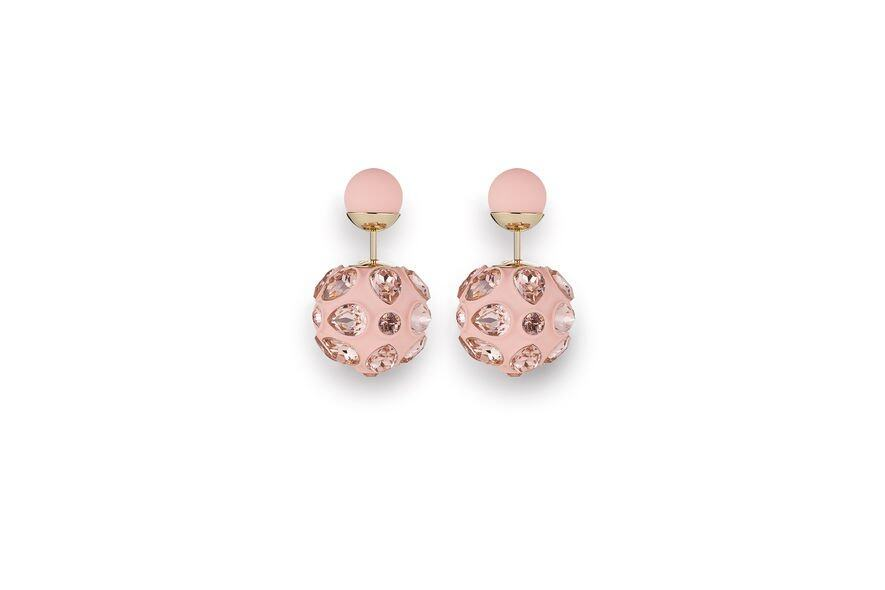 Dior , earrings , 耳環