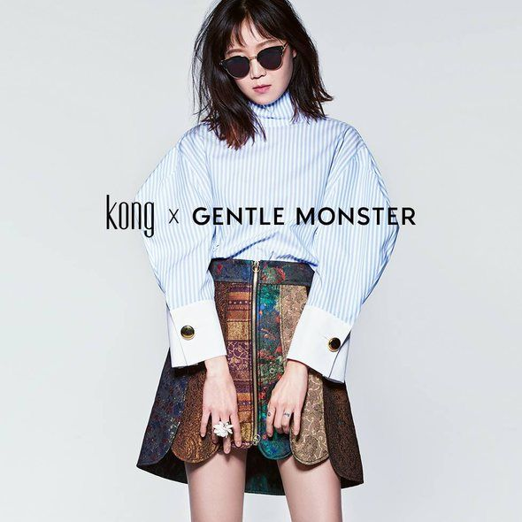 Ktrend, Perpetua Ip, 孔孝真, Gentle Monster, 眼鏡