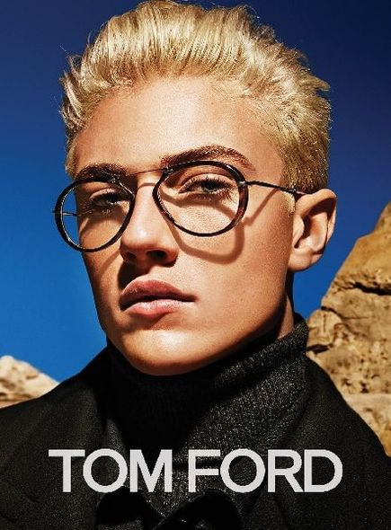 Lucky Blue Smith, Ondria Hardin, Tom Ford, Accessories, Fashion, 時裝