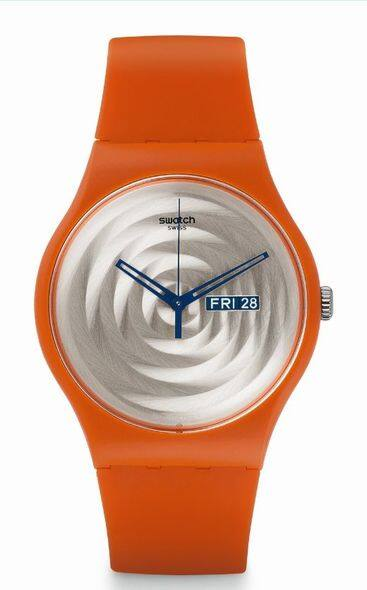 Swatch, watch, fall winter collection, 2015