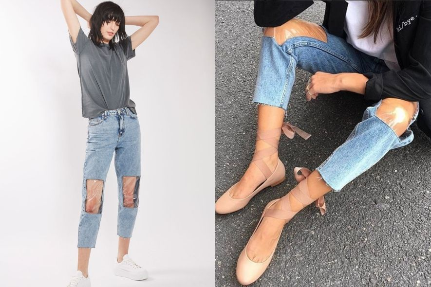 Vetements x Levi's,Topshop,Re/Done,牛仔褲