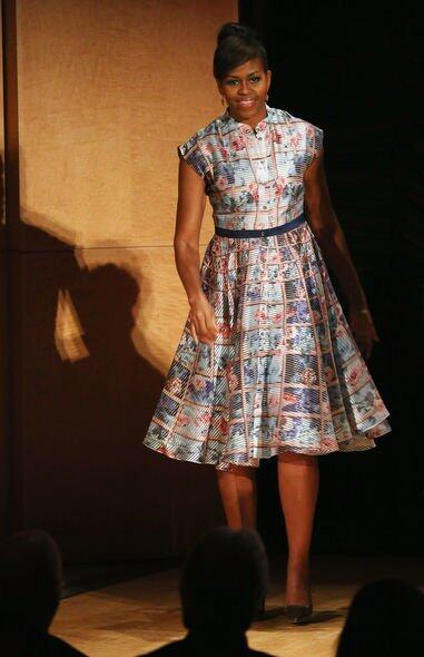 Michelle Obama, Fashion, 時裝, 搭配, Style tips